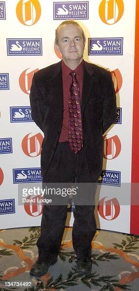 Ian Hislop during Swan Hellenic 2005 Oldie of the Year Awards at Simpsons in the Strand in London Great Britain