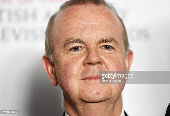 Ian Hislop poses for a photo during the House Of Fraser British Academy Television Awards 2016 at the Royal Festival Hall on May 8 2016 in London...