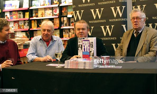 Ian Hislop Richard Ingrams and the Private Eye Team