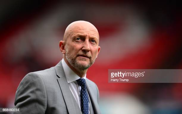 Ian Holloway Manager of Queens Park Rangers during the Sky Bet Championship match between Bristol City and Queens Park Rangers at Ashton Gate on...