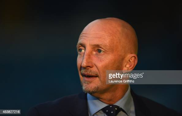Ian Holloway of Millwall looks on during the Sky Bet Championship match between Sheffield Wednesday and Millwall at Hillsborough Stadium on August 19...