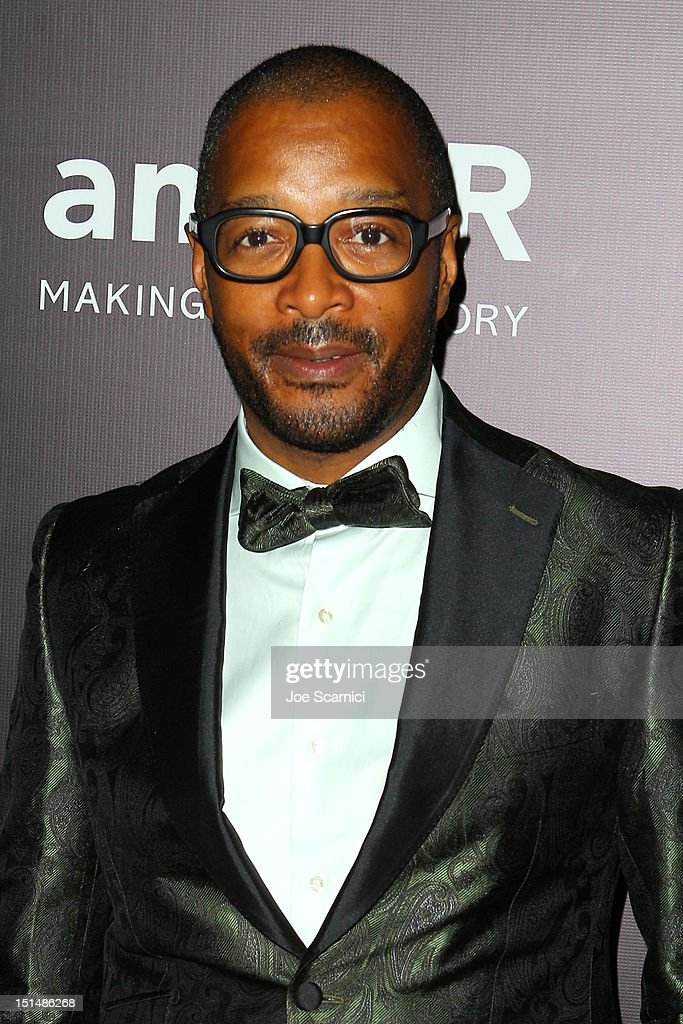 Ian Hylton attends amfAR Cinema Against AIDS TIFF 2012 during the 2012 Toronto International Film Festival at Shangri-La Hotel on September 7, 2012 in Toronto, Canada.