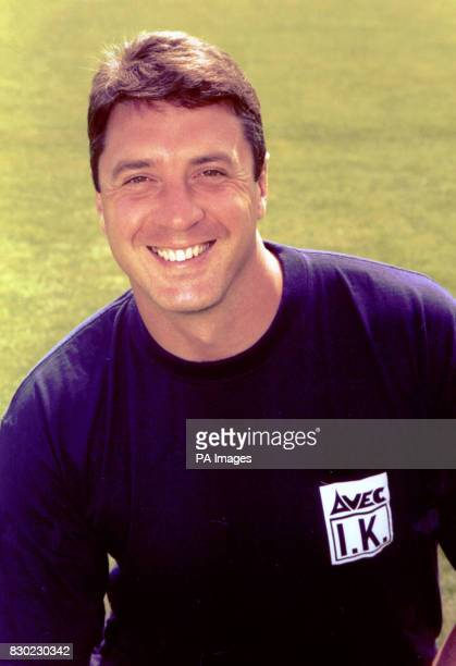 Ian Knight Youth Team Coach for First Division Grimsby Town FC at Blundell Park Stadium