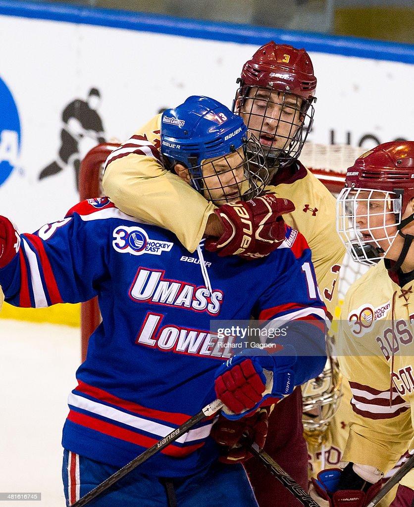 2014 NCAA Division I Men's Ice Hockey Championship - Northeast Regional