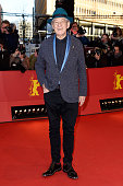 Ian McKellen attends the 'Mr Holmes' premiere during the 65th Berlinale International Film Festival at Berlinale Palace on February 8 2015 in Berlin...