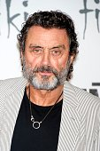 Ian McShane attends 'El Nino' premiere at Kinepolis Cinema on August 28 2014 in Madrid Spain