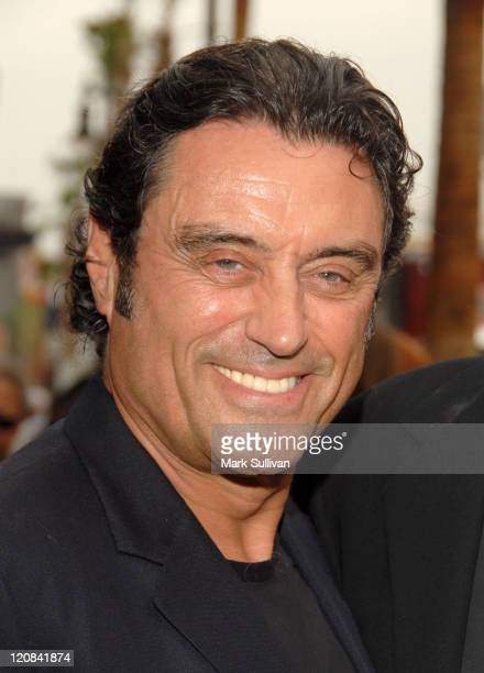 Ian McShane during David Milch Honored with Star on the Hollywood Walk of Fame in Los Angeles California United States