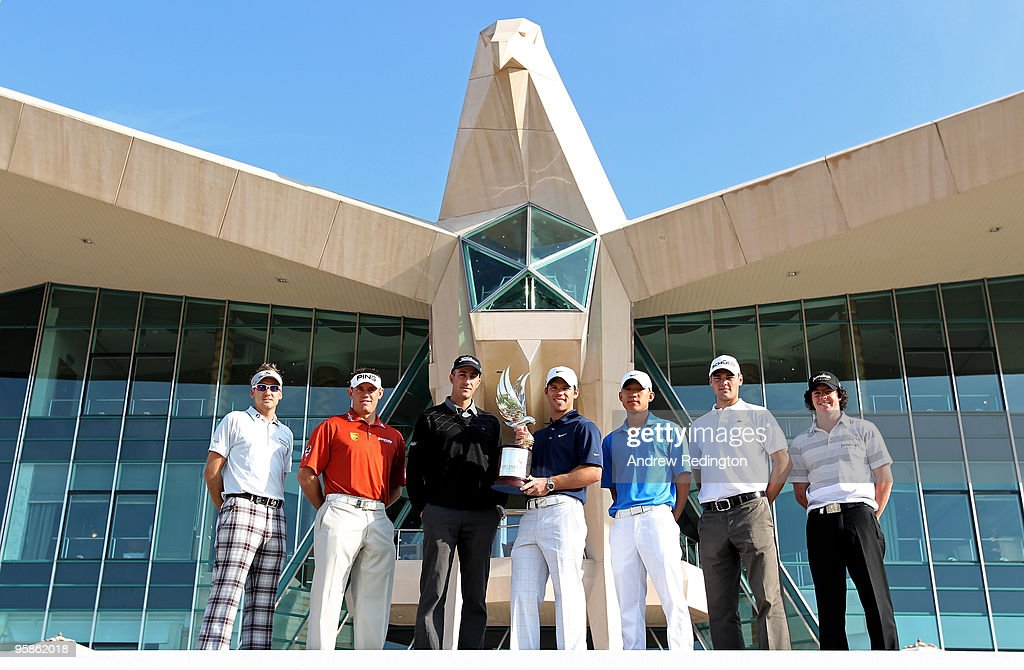 Abu Dhabi Golf Championship - Previews