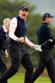 Practice Rounds-2010 Ryder Cup