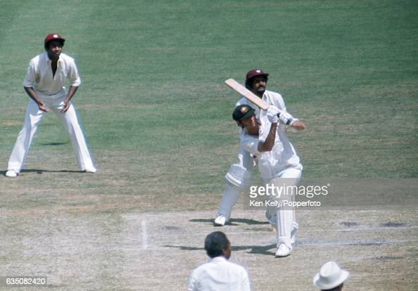 Ian Redpath batting fro Australia during his innings of 102 in the 3rd Test match between Australia and West Indies at the MCG Melbourne 27th...