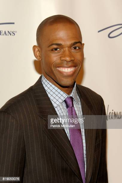 Ian Smith attends The 1st Annual STEVE HARVEY FOUNDATION Gala at Cipriani Wall Street on May 3 2010 in New York City
