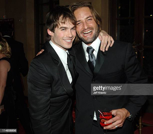 Ian Somerhalder and Josh Holloway **EXCLUSIVE COVERAGE**