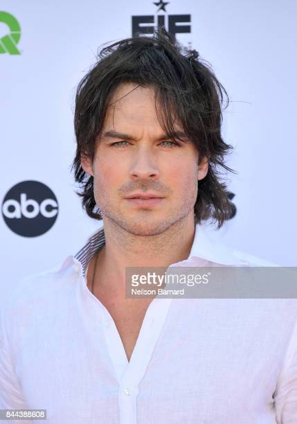 Ian Somerhalder attends XQ Super School Live presented by EIF at Barker Hangar on September 8 2017 in Santa California