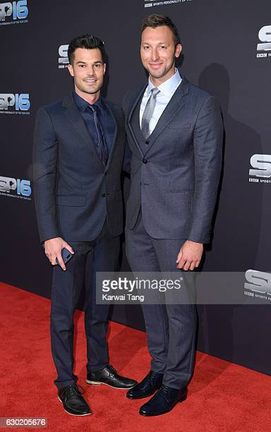 Ian Thorpe attends the BBC Sports Personality Of The Year at Resorts World on December 18 2016 in Birmingham United Kingdom