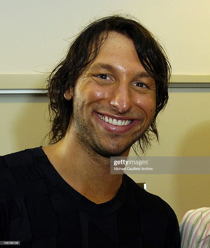 <a gi-track='captionPersonalityLinkClicked' href=/galleries/search?phrase=Ian+Thorpe&family=editorial&specificpeople=162699 ng-click='$event.stopPropagation()'>Ian Thorpe</a> during 2005 MTV Australia Video Music Awards - Green Room at Big Top, Luna Park in Sydney, New South Wales, Australia.