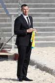 Ian Thorpe is seen filming an advert for Optus on June 30 2016 in Sydney Australia