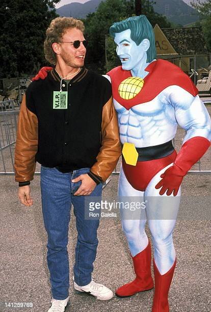 Ian Ziering at the '92 Earth Walk Universal Studios Universal City
