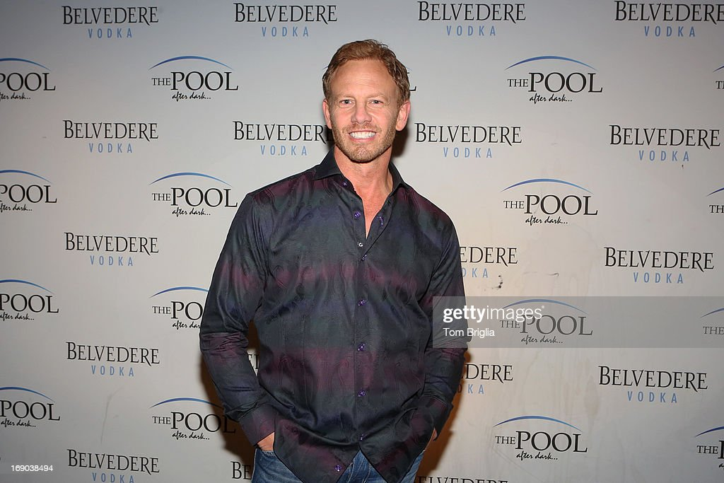 <a gi-track='captionPersonalityLinkClicked' href=/galleries/search?phrase=Ian+Ziering&family=editorial&specificpeople=622264 ng-click='$event.stopPropagation()'>Ian Ziering</a> hosts The Pool After Dark at Harrah's Resort on Saturday May 18, 2013 in Atlantic City, New Jersey.