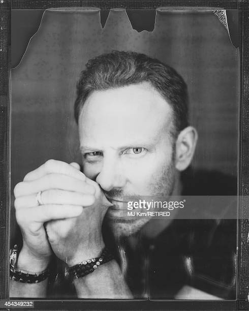 Ian Ziering is photographed at San Diego Comic Con 2014 on July 25 2014 in San Diego California