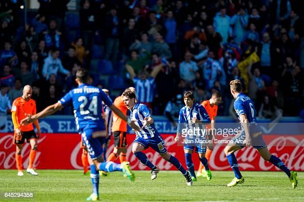 Deportivo Alaves v Valencia CF - La Liga : News Photo