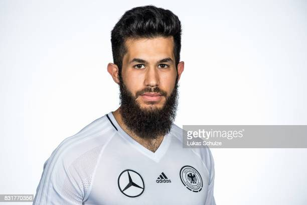 Ibrahim Kalemci poses at Sport School Wedau on August 11 2017 in Duisburg Germany