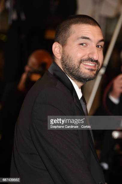 Ibrahim Maalouf attends the 'Hikari ' premiere during the 70th annual Cannes Film Festival at Palais des Festivals on May 23 2017 in Cannes France