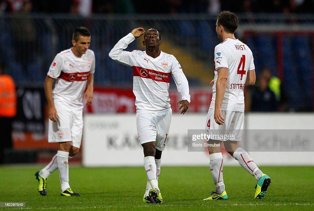 Eintracht Braunschweig v VfB Stuttgart - Bundesliga