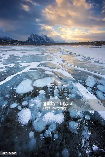 Ice bubble in Canada