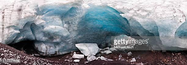 Ice Cave Panorama