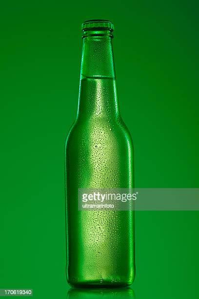 Bouteille de bière fraîche