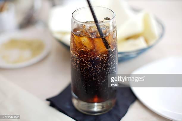 Eis kalte Cola