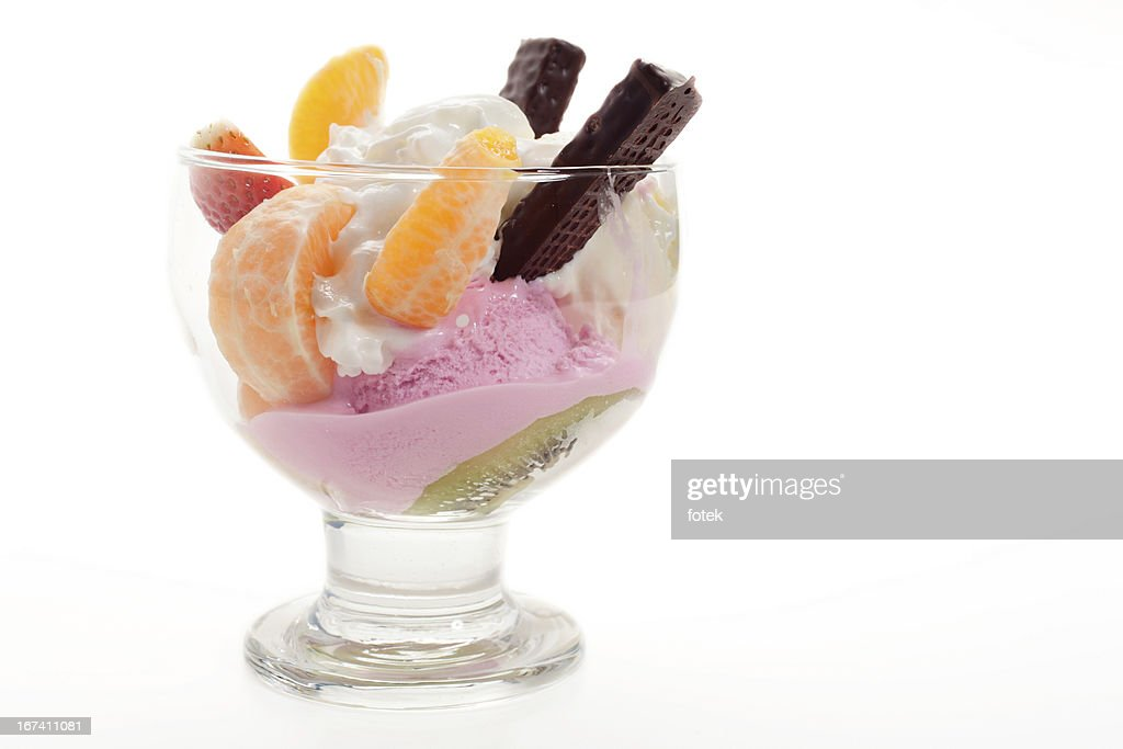Ice cream : Stock Photo