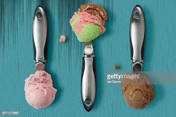 Ice Cream Scoopers