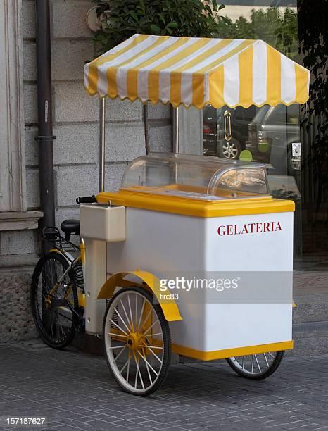 Helado triciclo