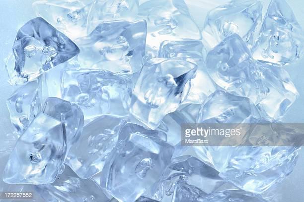 Gelo Cubo de fundo