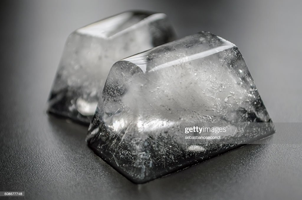 ice cubes : Stock Photo