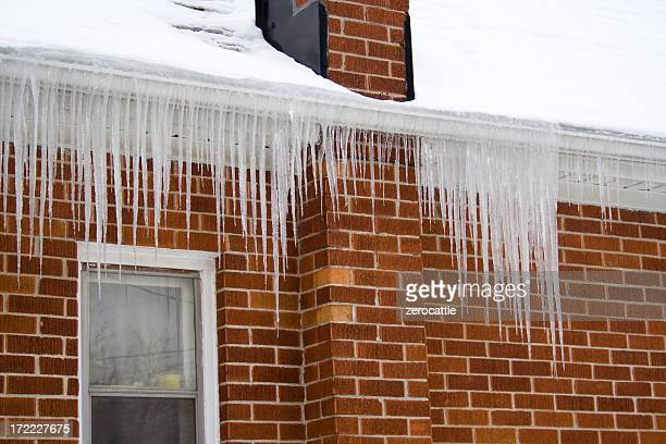氷を遮ぎる