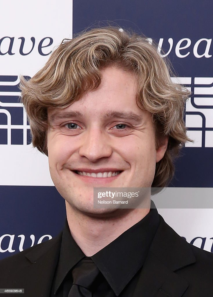 Ice dancer <a gi-track='captionPersonalityLinkClicked' href=/galleries/search?phrase=Charlie+White+-+Figure+Skater&family=editorial&specificpeople=6691356 ng-click='$event.stopPropagation()'>Charlie White</a> attends the first U.S store opening in SoHo of airweave on March 11, 2015 in New York City.