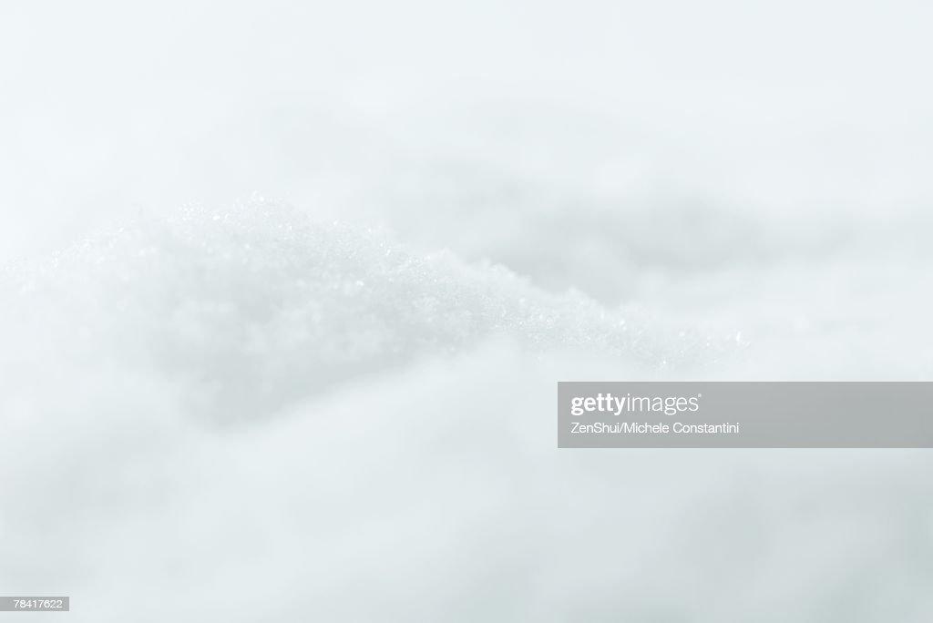 Ice, extreme close-up