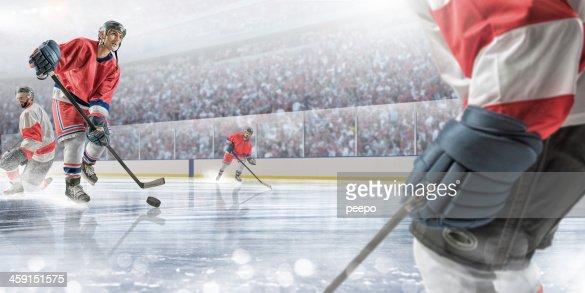 Partite di Hockey su ghiaccio