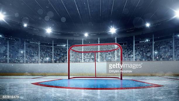 Puertas de hockey sobre hielo