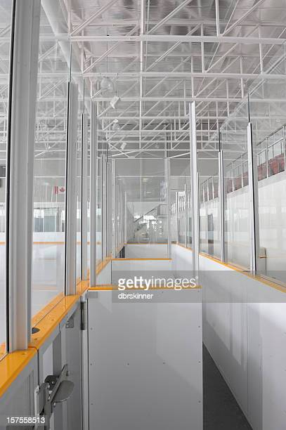 Ice Hockey penalty box