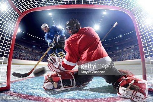 Punteggio Giocatore di Hockey su ghiaccio