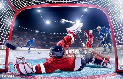 Ice Hockey Player Scoring