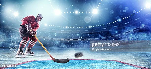 Jugador de Hockey sobre hielo de puntuación