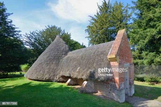 Ice House (1772) Compton Verney House England