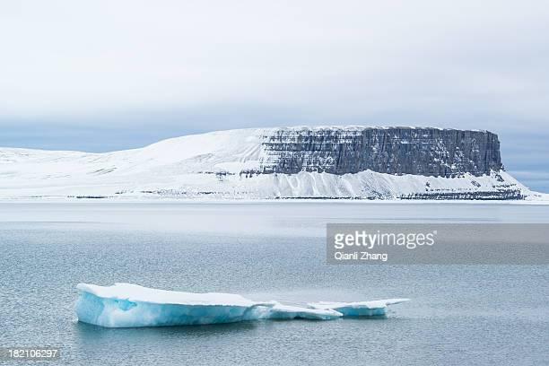 Ice in Northwest Passage