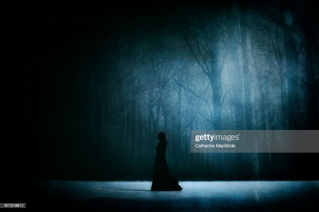 Ice Maiden... : Stock Photo