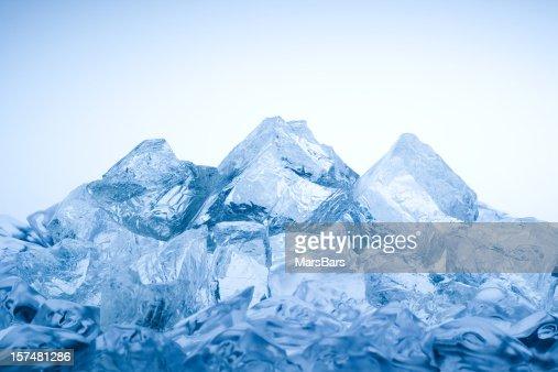 Ice mountain