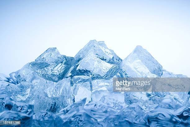 Ice a las montañas